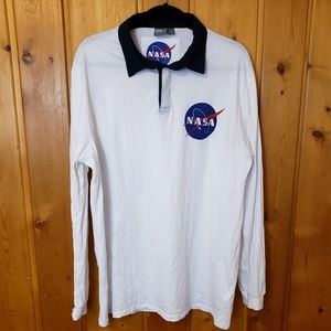 Asos NASA Long Sleeve Tee